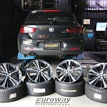 優路威 BMW 660M 原廠19吋鍛造前後配鋁圈 F20 F22 F23 M135 M235 405M 400M MP
