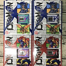 【G&T】現貨 BANDAI 數碼暴龍機 (黑紅色 / 白藍色 / 紫紅色 / 綠藍色)045557