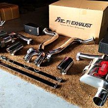 優路威 Fi EXHAUST 可變閥門排氣系統 PORSCHE CAYMAN BOXSTER 718 981 GTS