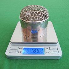 純銀香爐蓋 香爐內胆 全重186g(香道具 非鐵瓶 鐵壺 銀壺)