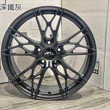 小李輪胎 ART-1 18吋5孔108 旋壓鋁圈 福特 FOCUS VOLVO Jaguar 5孔108車系適用