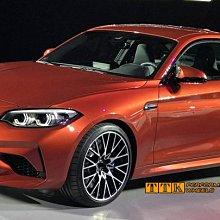 類BMW M版網狀樣式 20吋 鋁圈 5孔112 8.5J+10J 黑車面適用G11/G12/G30/G31
