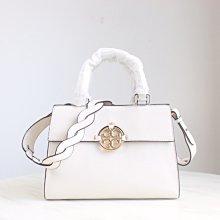 正品Tory burch 21年最新款購物袋經典的Miller手提包采用荔枝紋皮