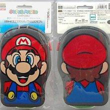 全新未拆 NEW 3DS LL NDSLL 日本正廠Mario瑪莉歐造型萊卡保護套