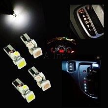 【PA LED】360度 多角度 T5 T6.5 5晶 SMD LED 白光 排檔燈 儀表燈 指示燈 冷氣燈 面板燈