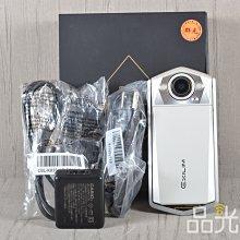 【品光數位】CASIO TR-80 TR80 自拍神器 1110萬畫素 白色 公司貨 #98726T
