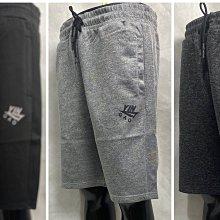 加大尺碼科技棉硬挺短褲