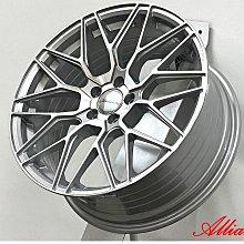 小李輪胎 Alliance AL792 16吋鋁圈 豐田 速霸陸 福斯 Skoda AUDI 5孔100車用特價歡迎詢價