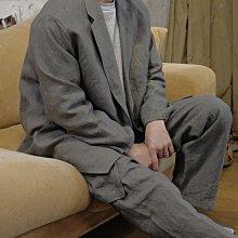 blurhms Wash Linen Cardigan Jacket 3