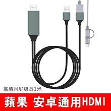 NOTE9 mac 蘋果 安卓 Type-C 轉 HDMI  手機轉電視 MHL 高清轉接線 三星 S8 即插即用 S9