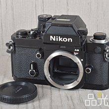【品光攝影】Nikon F2AS 機械式快門 底片機 黑色 #101283