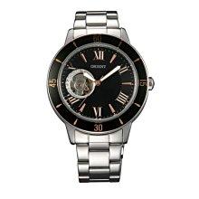 可議價 ORIENT東方錶 女 羅馬數字鏤空 機械腕錶 (FDB0B004B) 38.5mm