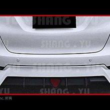 17 18 本田 HONDA FIT 3.5代 無限 後下巴 LED燈 空力套件