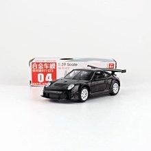 阿莎力 彩珀 保時捷 911 GT3 合金車 1/43 1:44 多美 可參考