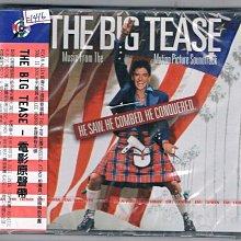[鑫隆音樂]西洋CD-THE BIG TEASE / 電影原聲帶724384829025 (全新)免競標