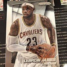 2014-15 NBA Panini Prizm Lebron James 球員卡