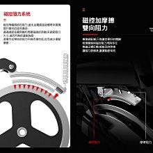 🔥2021新品現貨🔥 旗艦磁控飛輪🚲 新升級一體全包飛輪健身車  中空椅墊升級款 附心率感測 狗嘴套鋁合金踏板