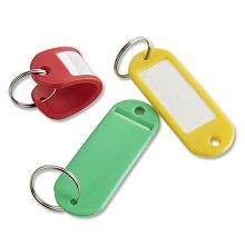 精品小屋#鑰匙扣配件 號碼牌賓館牌 區分鑰匙的標記牌