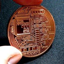 【 金王記拍寶網 】(常5)比特幣 金幣 銀幣 銅幣 三枚一套 (非流通貨幣) 漂亮 收藏把玩送禮珍藏 限量有限下標要快