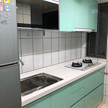 韓國人造石+五面結晶門板(可選色)+木心桶身/築藝廚具/廚房/不銹鋼廚具/流理臺/瓦斯爐/抽油煙機/烘碗機