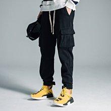 棉褲 超厚600磅挺實保暖 美式寬版多口袋工作棉褲【A5811】工作褲 縮口褲 青山AOYAMA