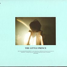 SUPER JUNIOR 厲旭 Ryeo Wook 小王子THE LITTLE PRINCE. CD