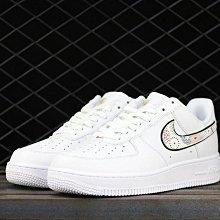 Nike Air Force 1 全白 百搭 低筒 經典 休閒滑板鞋 AO9381-100 女