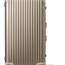 預購含運 RIMOWA ORIGINAL Trunk Plus 新款31吋託運行李箱/大冰箱。