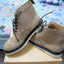 CABAL HALLOWED  2L WORK BOOTS HIGH 皮革麂 皮雕花 高筒 Red wing Timbe