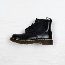 Dr. Martens 101 6孔 黑色 硬皮 短筒 經典款 馬汀靴 男女鞋