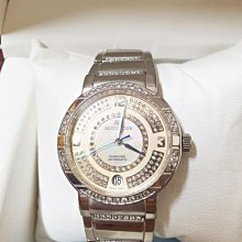 ROSDENTON 勞斯丹頓  真鑽男錶 錶面珍珠貝殼 原價59800元