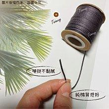 台孟牌 精緻新款 迷你 仿皮繩 1mm 圓繩 (蠟繩、編織、樹酯、材料、手環、萬用、手創、臘繩、棉質、外銷、純棉、韓國)