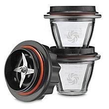 VitaMix 8oz 攪拌杯 2個/1組 (帶刀座),另提供水貨維修更換刀座及訂購配件服務。