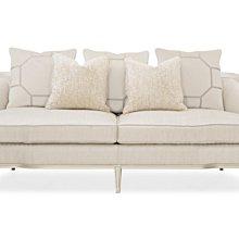 【台大復刻家具_現貨出清】舒適 法式 中背 三人沙發【非正版】Caracole EAVES DROP