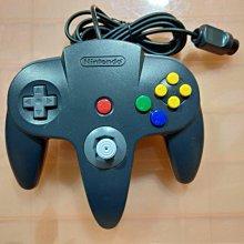 N64 手把 (原廠) 黑灰版 編號J