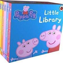 全新 現貨 Peppa Pig: Little Library 粉紅豬小妹 小開本禮盒書