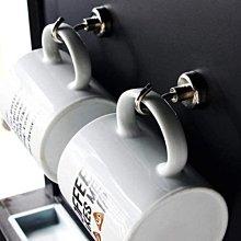 磁性掛鉤L號 虎克船長超強力磁鐵掛勾 超強吸力鐵硼磁鐵掛鉤 強磁掛鉤