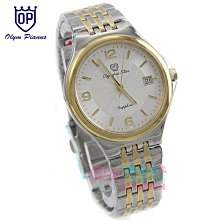 【JAYMIMI傑米】Olympia 奧林比亞OP 愛其華 全新原廠公司貨 經典超薄時尚手腕錶 對錶款 男款
