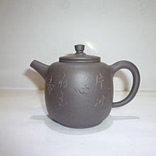 茶壺.紫砂壺.朱泥壺.手拉坯壺/早期青灰泥砲管直筒壺
