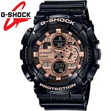 ?夢幻精品屋? CASIO卡西歐 G-SHOCK 耐衝擊構造防水200米多功能手錶 GA-140GB-1A2