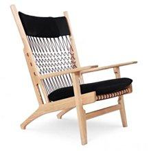 【 一張椅子 】丹麥經典 Hans J. Wegner Net Chair PP 129 網椅 復刻版