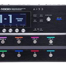 【六絃樂器】全新 BOSS GT-1000  旗艦級電吉他綜合效果器 / 藍芽控制