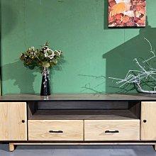 【大熊傢俱】A23 設計款 電視櫃 北歐 長櫃 落地櫃 工業風 矮櫃 無印風 系統電視櫃 實木電視櫃