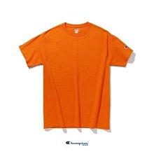 Champion T425 6.1oz 素TEE/  橘色