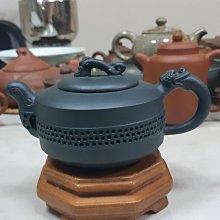 《壺言壺語》崔國琴作龍鳳壺 全新品相優 保存完整..喜歡可議價