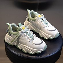 真皮老爹鞋 DANDT 真皮網紗潮流拼接休閒鞋(21 APR) 同風格請在賣場搜尋 AL 或 歐美女鞋