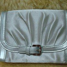 CD迪奧/Christian -Dior 銀色 化妝包 萬用包 手拿包 晚宴包~全新品