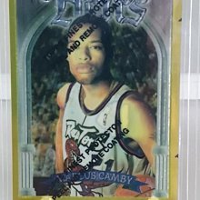 1996-97 FINEST GOLD MARCUS CAMBY RC