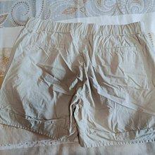 bossing 純棉短褲 L 號 卡其色 特價品