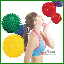 按摩小刺球7cm(手抓球/按摩球/感覺統合/突刺球/療癒小物/觸覺球/台灣製)